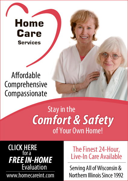 Home Care Services online ad