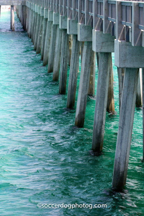 Pier at Panama City Beach